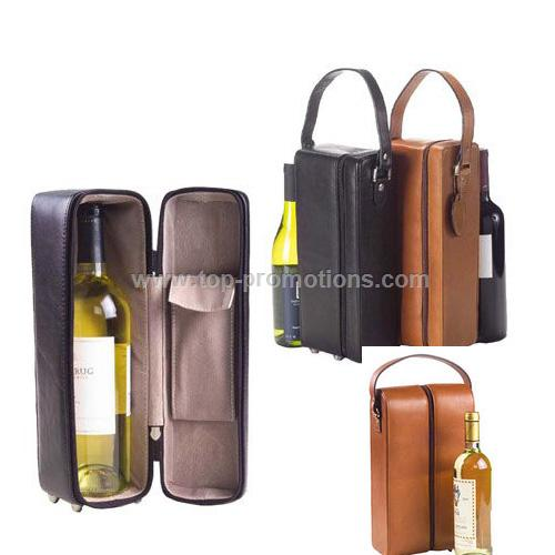 Clava Leather One Wine Bottle Holder