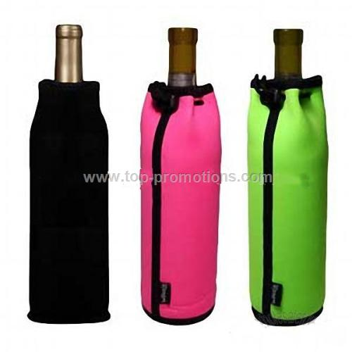 The Wine Bottle Woozie