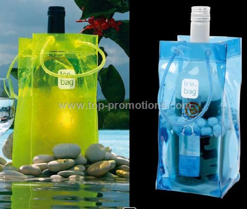 PVC Chilling Bag, Wine Bottle Bag