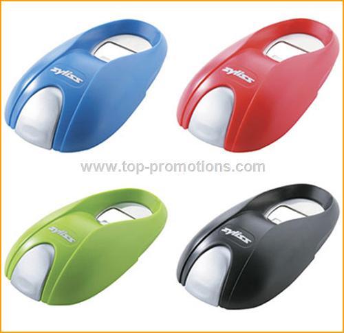 Zyliss Multi-Mouse 3-Way Bottle Opener