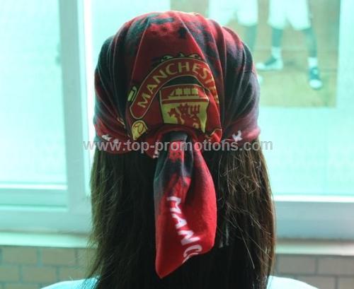 Club Scarf,Printed scarf