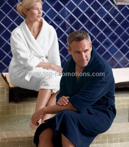 Unisex Fleece Robe