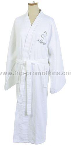 Double Layer Bathrobe