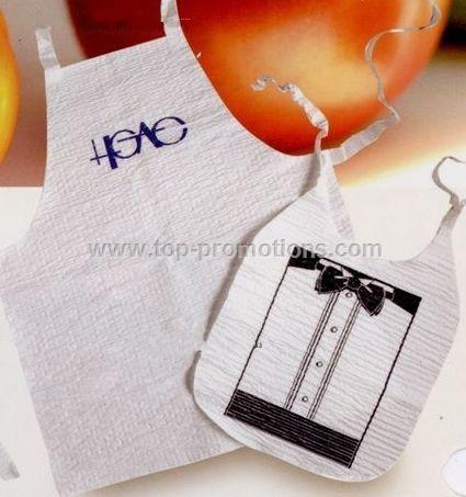 Disposable Paper Bib