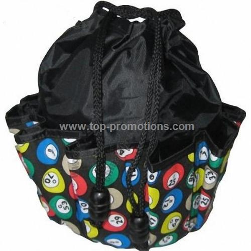Bingo Bags Party Black