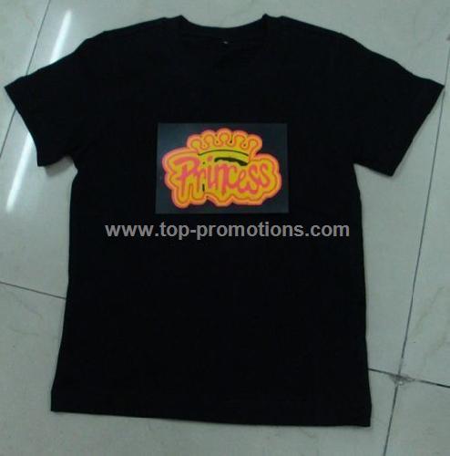 Children EL t-shirts