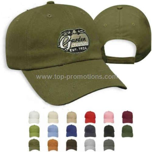 Low Profile Cap Unstructured