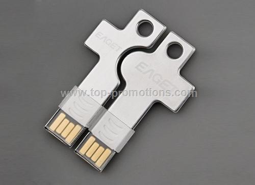 USB - Key-Shaped USB Flash Drive