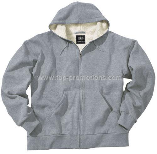 The Sherpa Hooded Sweatshirt