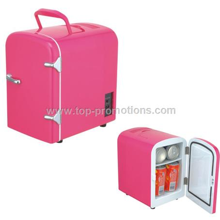 4L Mini Fridge / Car Refrigerator / Cooler and War