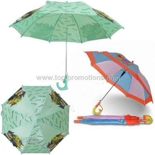 Children Straight Umbrella