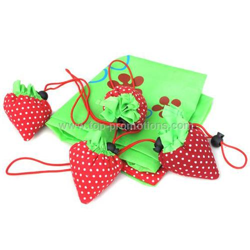 Foldable Shopping Shoulder Bag Keychian