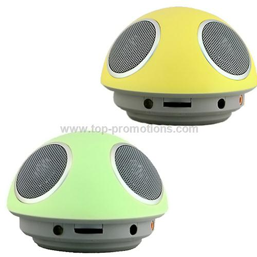 MINI speaker in UFO shape