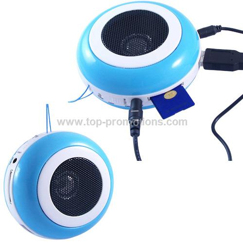 mini speaker playback