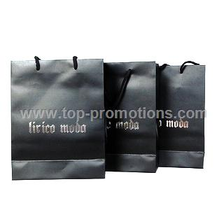 Custom Made Rope Handle Paper Bag