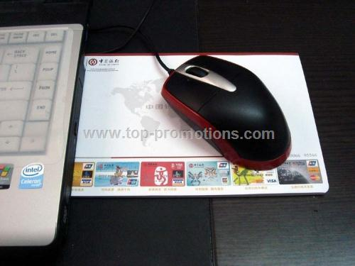 Memo Mouse pad