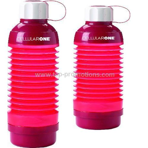 Wholesale Foldable Silicone Water Bottle Silicone