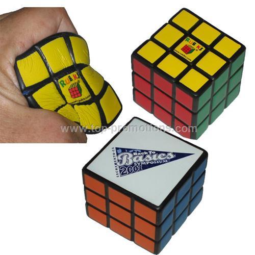 Magic Cube Rubik is s Stress Balls
