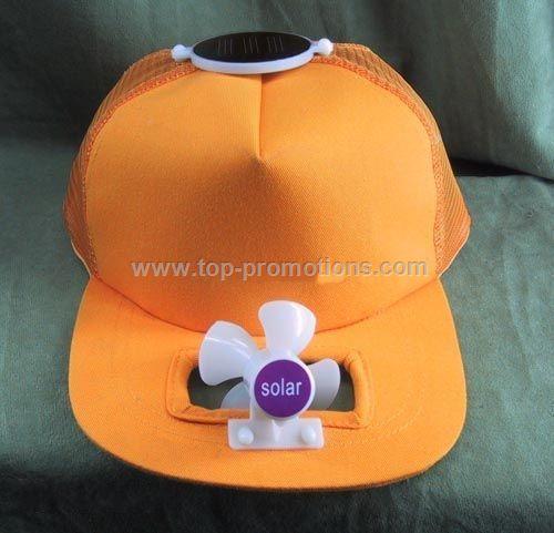 Monocrystalline Solar Fan Cap