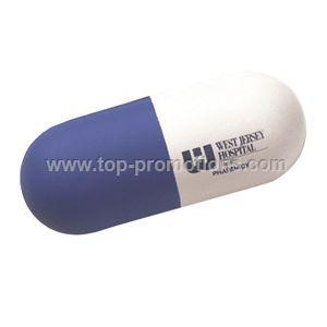 Pill Capsule Stress Reliever
