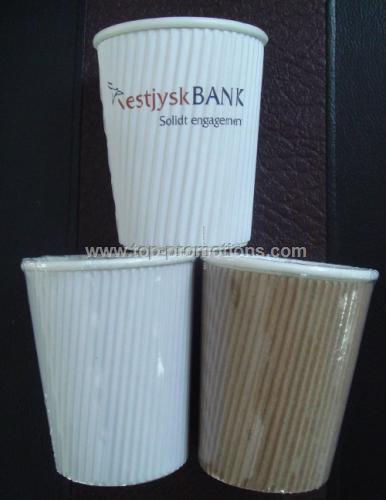 PE ripple cups
