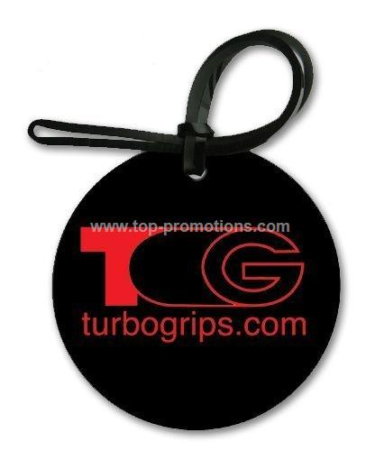 Luggage Tag - Round