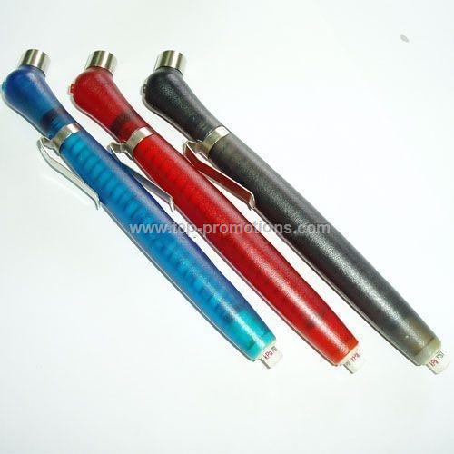 Pen tire gauges
