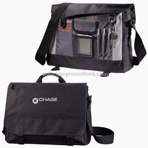 Identity Messenger Bag
