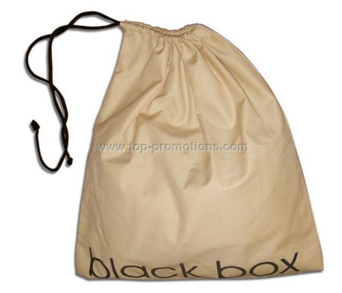 Cotton shoe bag