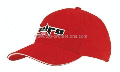 Baseball Cap Embroidered