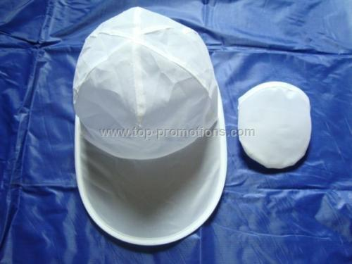 Folding baseball caps