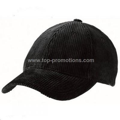 Corduroy Comfort Cap
