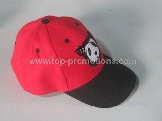 Cotton baseball caps