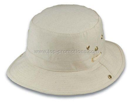heavy weight canvas fisherman hat