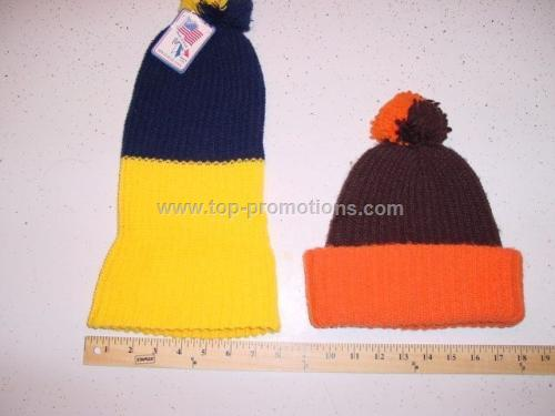 Knitting Hats
