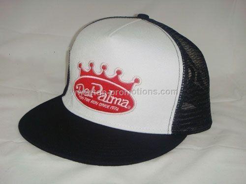 Flat bill hats / Mesh backing