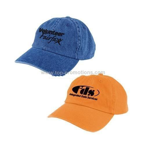 Cap - Sport Washed Cotton