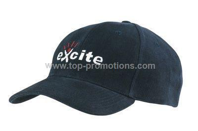 Premium Brushed Cotton Cap