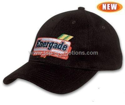 Large Brushed Heavy Cotton Cap