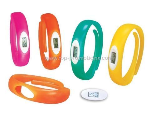 Bangle Watch LCD watch gift promotion watch