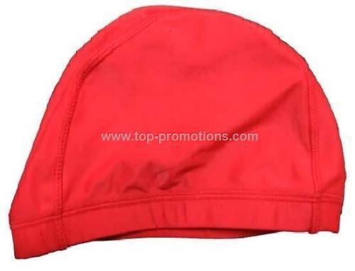 Nylon swimming cap