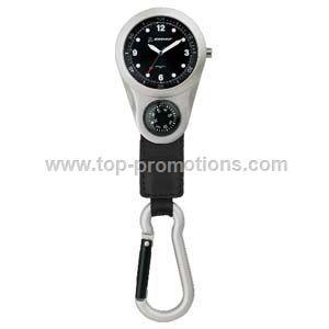 Unisex Carabiner Watch