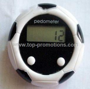 Football-shaped Pedometer