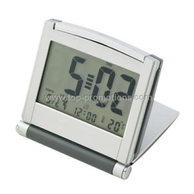 Large Display Travel Clock