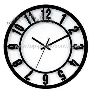 12 is  wall clock
