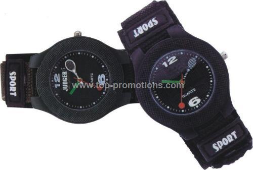 Unisex Canvas Sport Watch