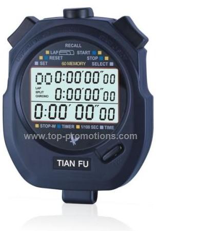 Digital stopwatch