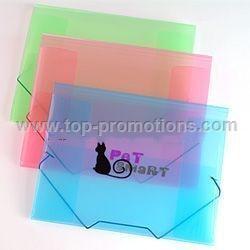 Polypropylene Action Case - Translucent