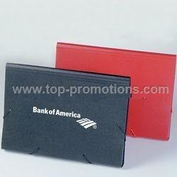 Polypropylene 13 Pocket Expanding File - Opaque