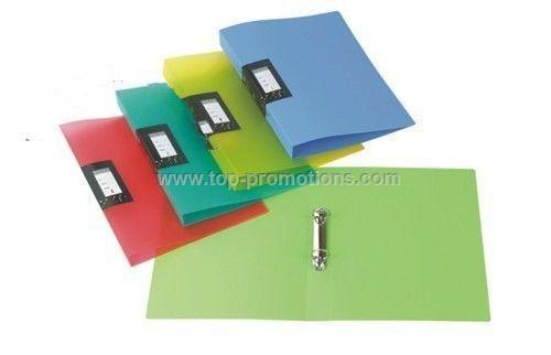 Plastic Clear File Folder